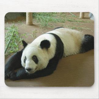 Ours panda géant Mousepad Tapis De Souris