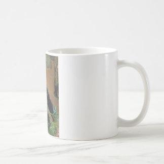 Ours panda mug blanc