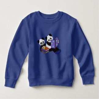 Ours panda Storytime Sweatshirt