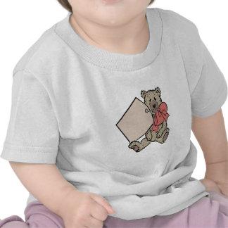 Ours présent t-shirt