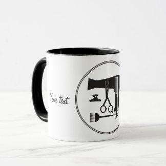 Outils de coiffures mug