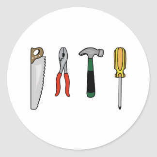 Outils Autocollants Stickers Outils