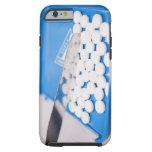 Outils de pharmacie, pilules, médicament coque iPhone 6 tough