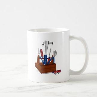 Outils d'un propriétaire d'une maison mug