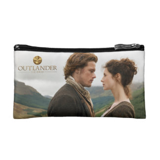 Outlander | Jamie et Claire faces à face Trousses De Toilette