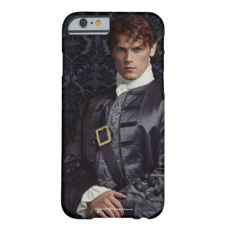 Outlander | Jamie Fraser - portrait Coque iPhone 6 Barely There