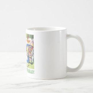 Outre de avec sa tête ! mug