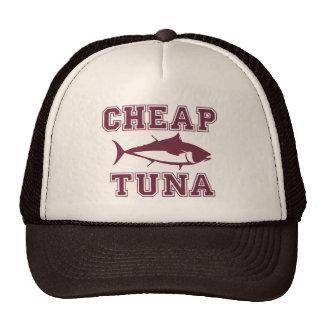 Outre de la pêche sportive de thon de battement casquettes de camionneur