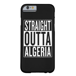 outta droit Algérie Coque iPhone 6 Barely There