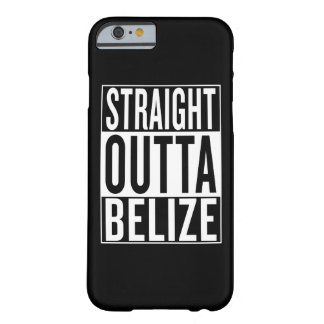 outta droit Belize Coque iPhone 6 Barely There