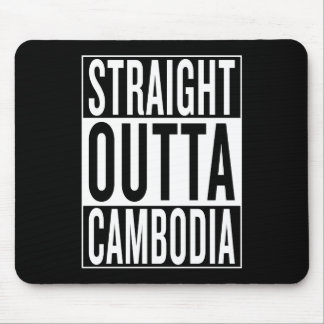 outta droit Cambodge Tapis De Souris