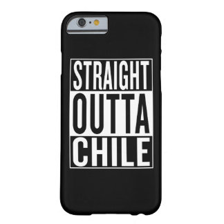 outta droit Chili Coque iPhone 6 Barely There