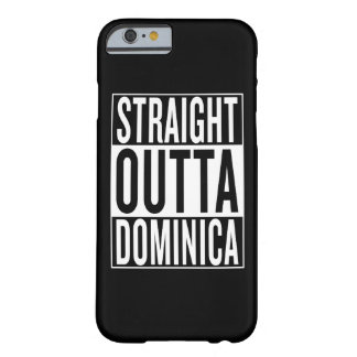 outta droit Dominique Coque iPhone 6 Barely There