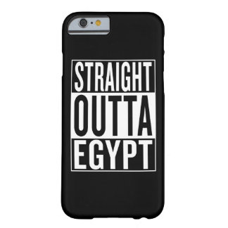 outta droit Egypte Coque Barely There iPhone 6