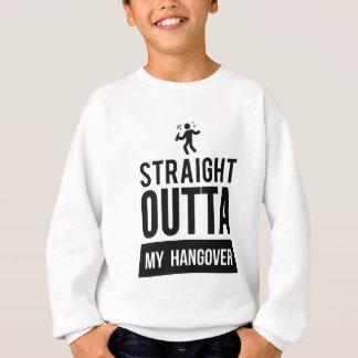 Outta droit mon T-shirt drôle de gueule de bois