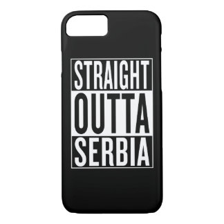 outta droit Serbie Coque iPhone 7