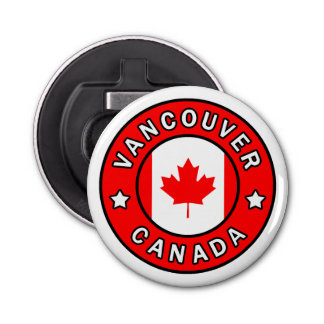 Ouvre-bouteilles Vancouver Canada