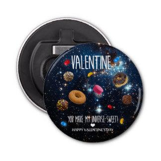 Ouvre-bouteilles Vous faites mon bonbon Valentine à univers