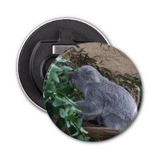 Ouvreur de bouteille de style de bouton de koala ouvre-bouteilles