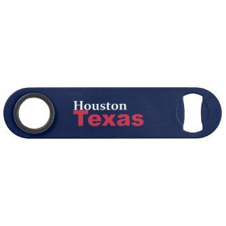 Ouvreur de bouteille de vitesse de Houston, le