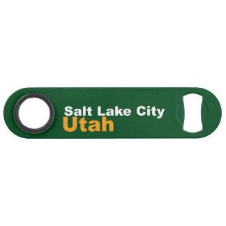 Ouvreur de bouteille de vitesse de Salt Lake City,