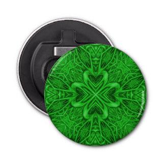 Ouvreur de bouteille magnétique celtique de