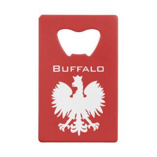 Ouvreur de bouteille polonais d'Eagle de Buffalo