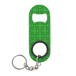 Ouvreurs de bouteille celtiques de kaléidoscope de porte-clé décapsuleur