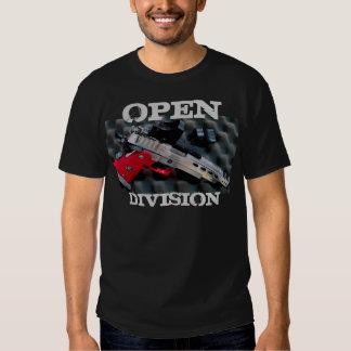 OUVREZ LA DIVISION T-SHIRTS