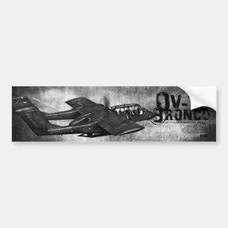 OV-10 Bronco Adhésif Pour Voiture