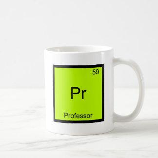 P.R. - Pièce en t de professeur Funny Chemistry El Tasses À Café