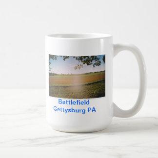 PA de Gettysburg de champ de bataille Mug