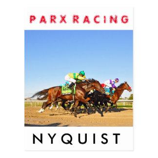 PA de Nyquist. Derby Cartes Postales