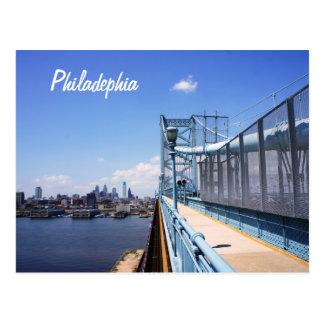 PA de Philadephia Carte Postale