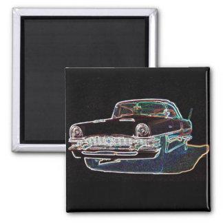 Packard 1955 magnet carré
