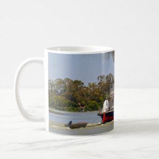 Paddle_Steamer, _Murray_River, _ Mug
