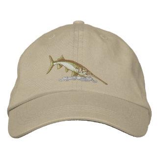 Paddlefish Casquettes Brodées