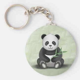 Paddy le panda - porte - clé porte-clé rond