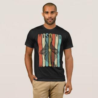PAGA à la mode nettoient le T-shirt de MOSOTHO