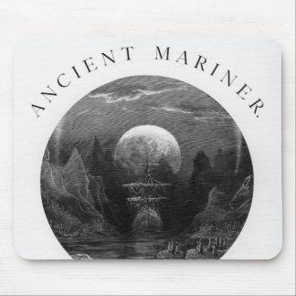 Page titre 'du givre du Mariner antique Tapis De Souris