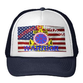 Païen américain--Marin Casquettes