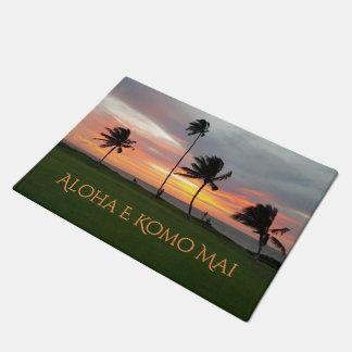 Paillasson Aloha l'AMI d'E Komo