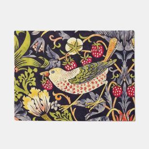 Paillasson Art floral Nouveau de voleur de fraise de William
