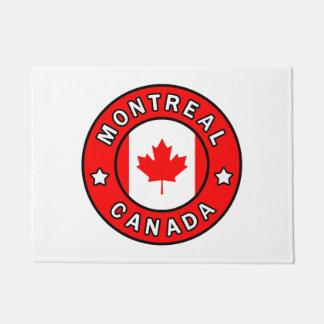 Paillasson Montréal Canada