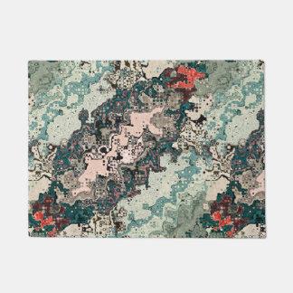 Paillasson Motif coloré 1 de textures