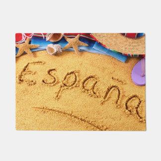 Paillasson Natte de plage d'España Espagne