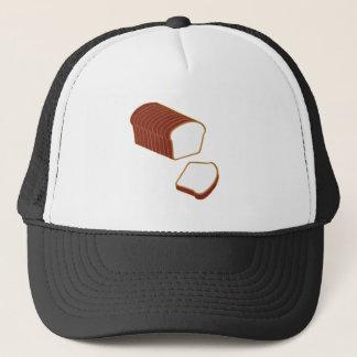 Pain coupé en tranches ! casquette