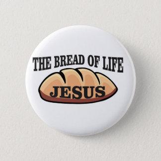 pain de Jésus de la vie Badge