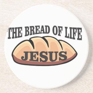 pain de Jésus de la vie Dessous De Verres
