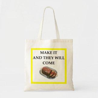 pain de viande sac fourre-tout